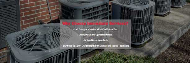 Furnace & Heat Pump Repair In Dawsonville, Cumming, Dahlonega, GA and Surrounding Areas | Immediate Services Air Conditioning and Heating